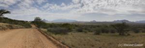 Baragoi to South Horr road, Kenya
