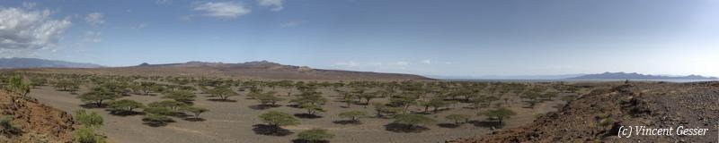 Around Lake Turkana, Kenya