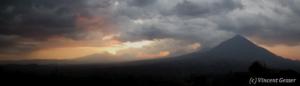 Panorama Virunga Massif 1