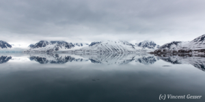 Spitzbergen reflections 1, Svalbard
