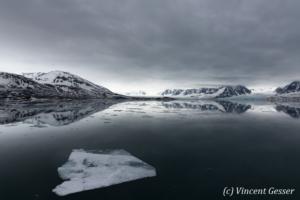 Landscape of Spitzbergen, Svalbard, 4