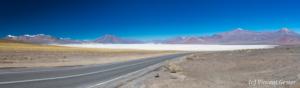 Panorama Salar de Ascotan