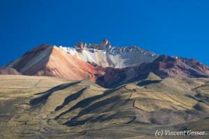 Tunupa Volacano, Bolivia
